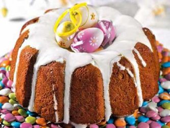 Идеи по украшению кекса, торта, печенья к Пасхе