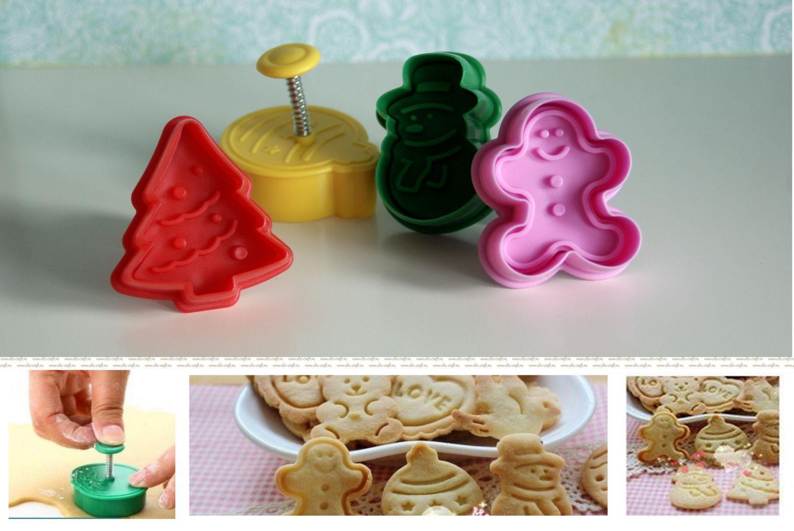 Как сделать формочки для печенье из картона