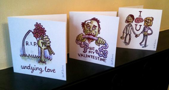 Открытки ко дню Святого Валентина своими руками для циников