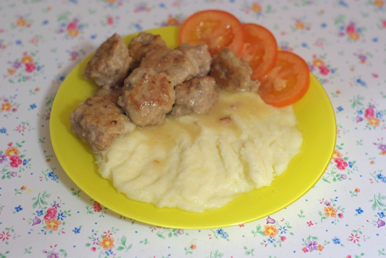 курица в соусе бешамель рецепт с фото