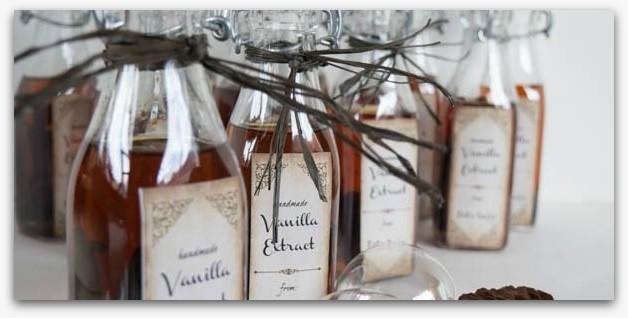 ванильный экстракт, экстракт ванили
