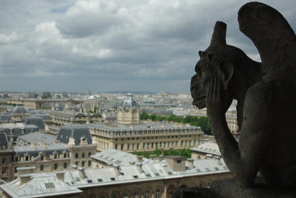 Париж. Нотр-Дам